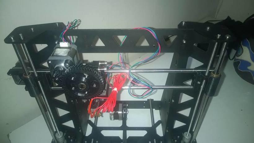 Construïnt una Impressora 3d 14