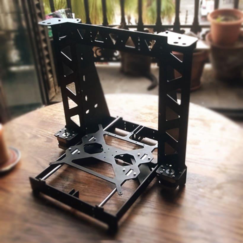 Construïnt una Impressora 3d 15