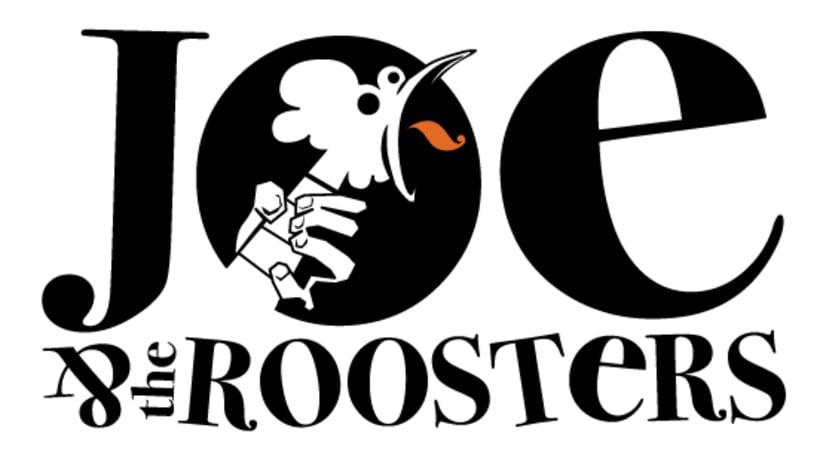 Joe & the roosters. Banda de rock&blues. -1