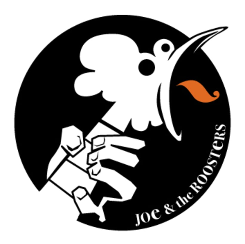Joe & the roosters. Banda de rock&blues. 0