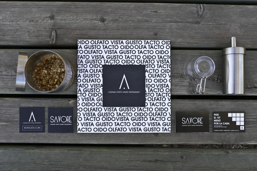 SAVORE. Identidad Gráfica -1