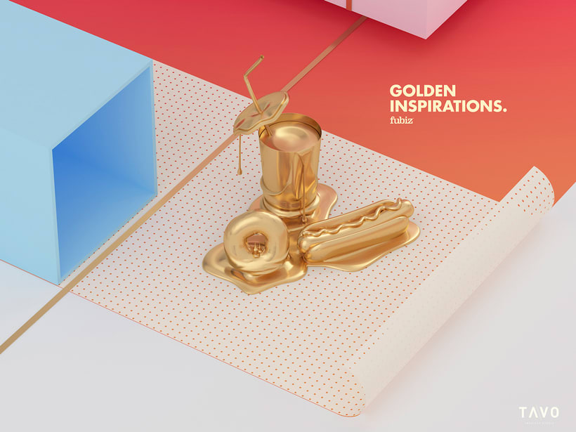 GOLDEN INSPIRATIONS 2