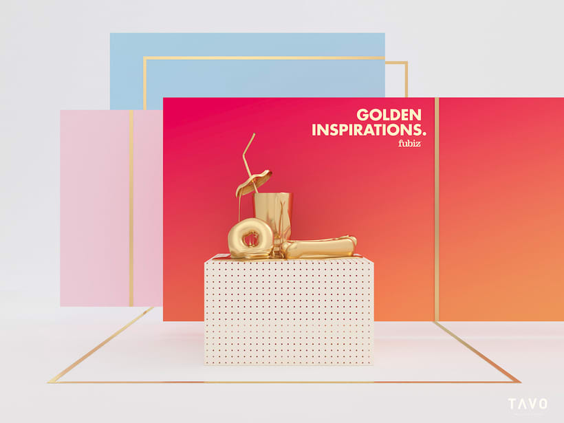 GOLDEN INSPIRATIONS 5