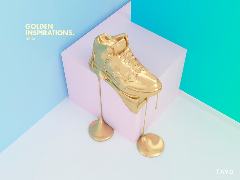 GOLDEN INSPIRATIONS 8