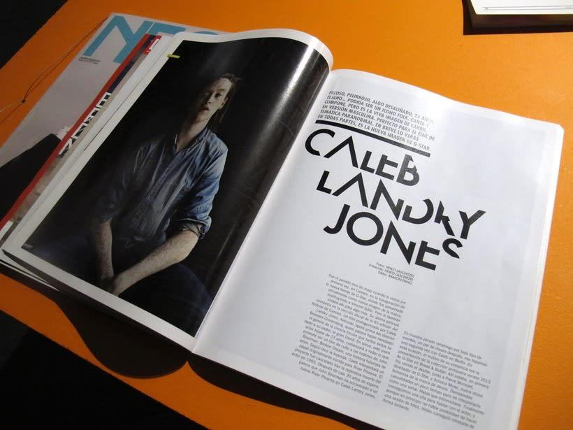 fanzine NEO2. Diseño Tipografía y Maquetación. 1