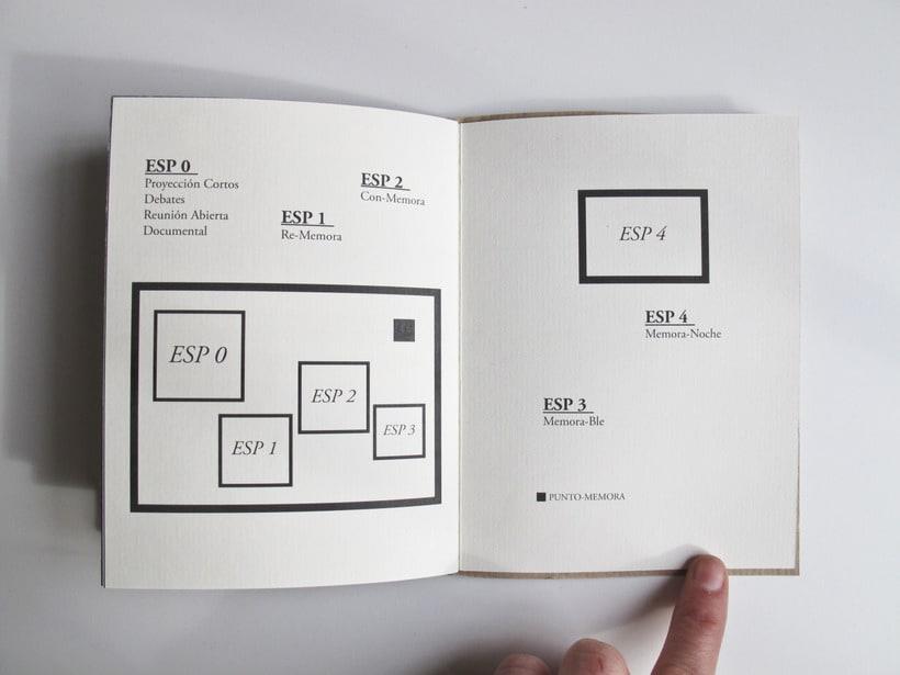 MEMORA. Diseño Editorial e Identidad del Festival 1