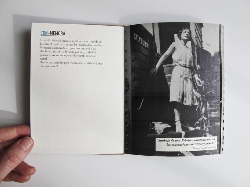 MEMORA. Diseño Editorial e Identidad del Festival 3