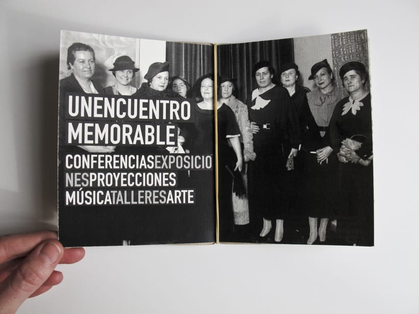 MEMORA. Diseño Editorial e Identidad del Festival 4