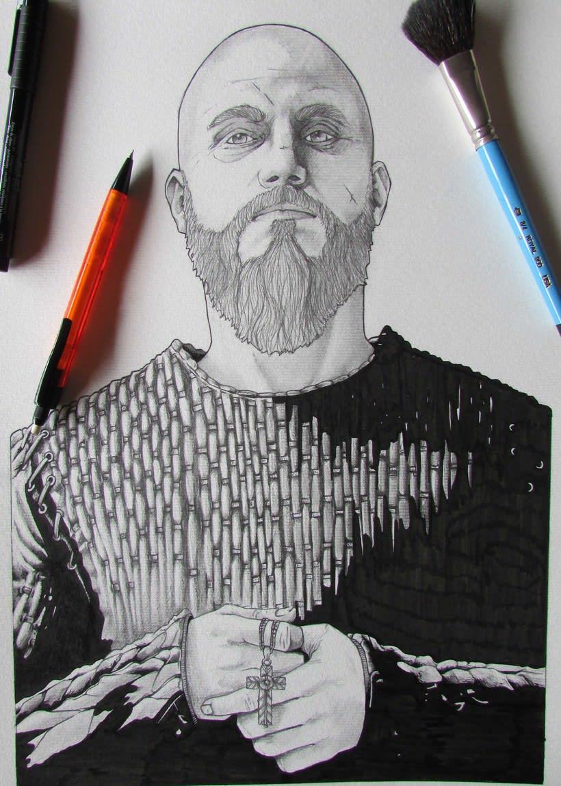 Vikings: Red inside 7