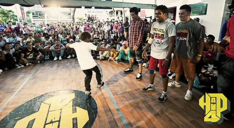 Jurado y tallerista en el Festival Hip4 Colombia  5