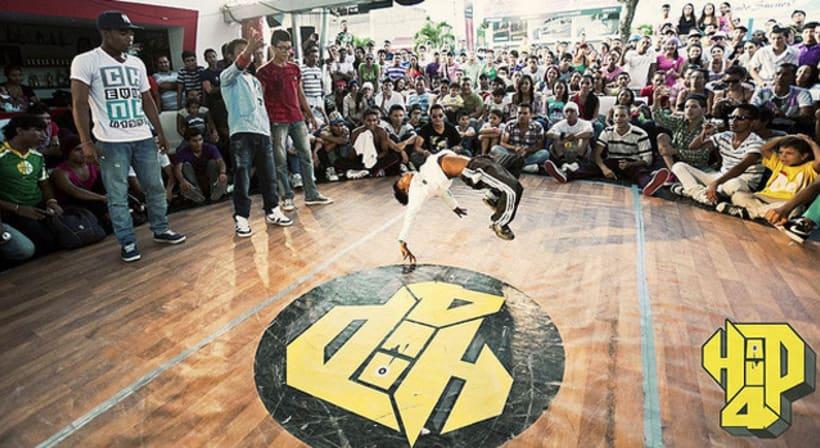 Jurado y tallerista en el Festival Hip4 Colombia  6