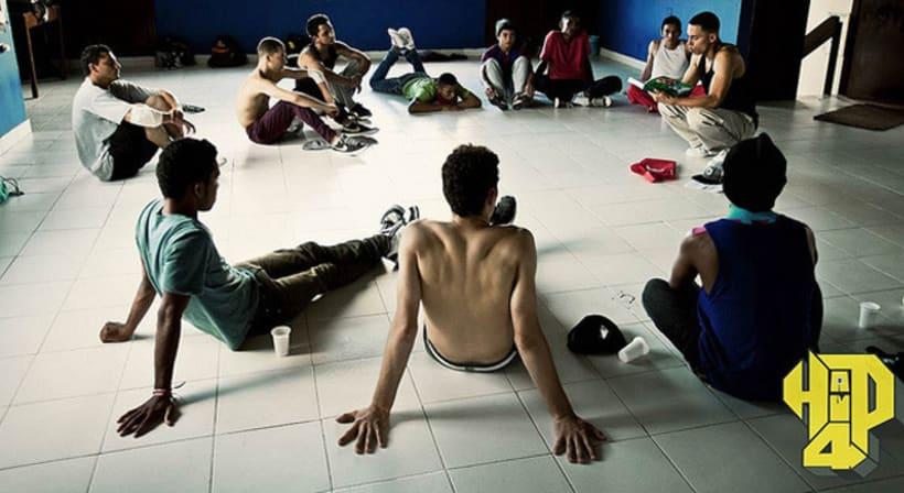 Jurado y tallerista en el Festival Hip4 Colombia  8