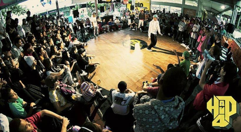 Jurado y tallerista en el Festival Hip4 Colombia  9