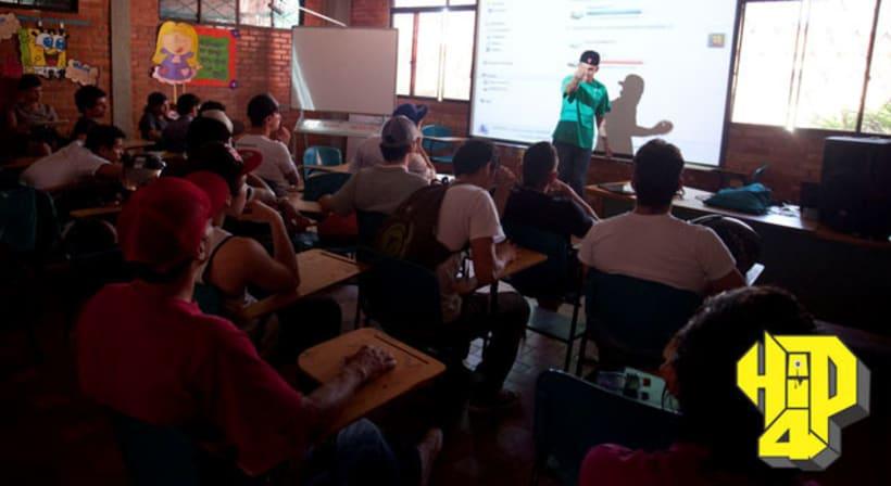 Jurado y tallerista en el Festival Hip4 Colombia  11
