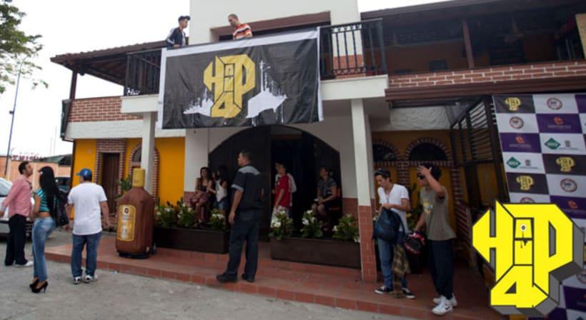 Jurado y tallerista en el Festival Hip4 Colombia  12