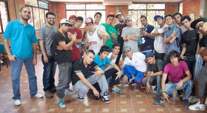 Jurado y tallerista en el Festival Hip4 Colombia  15