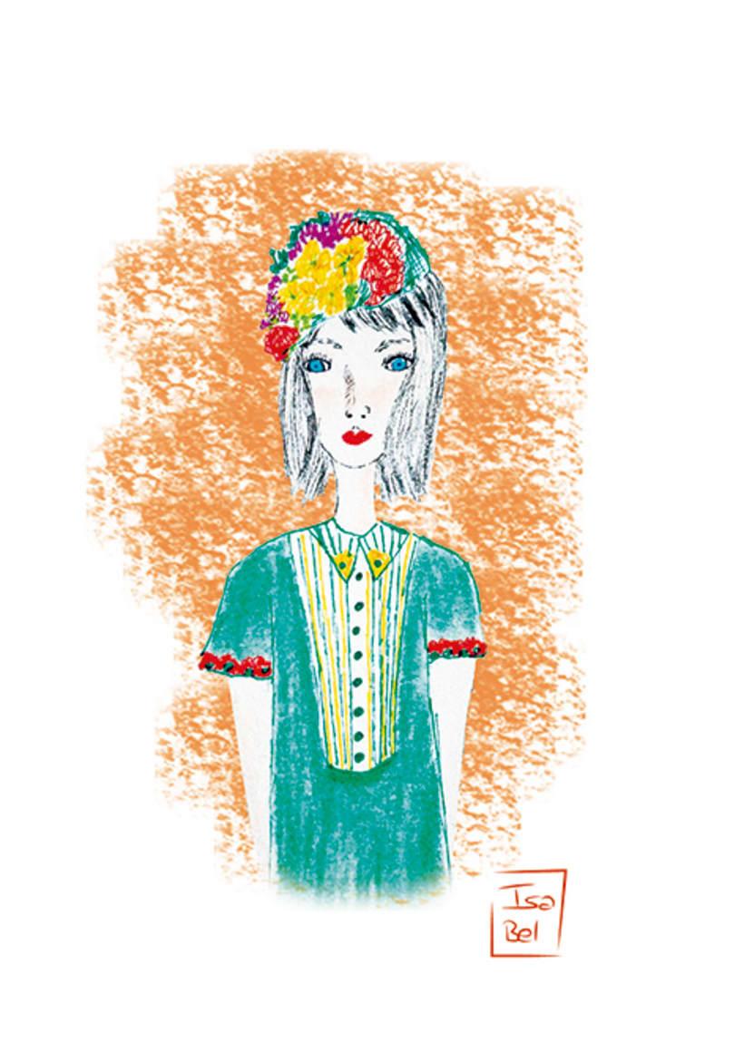 Ilustraciones de Isa Bel 3