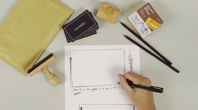 Building a #letterview  2