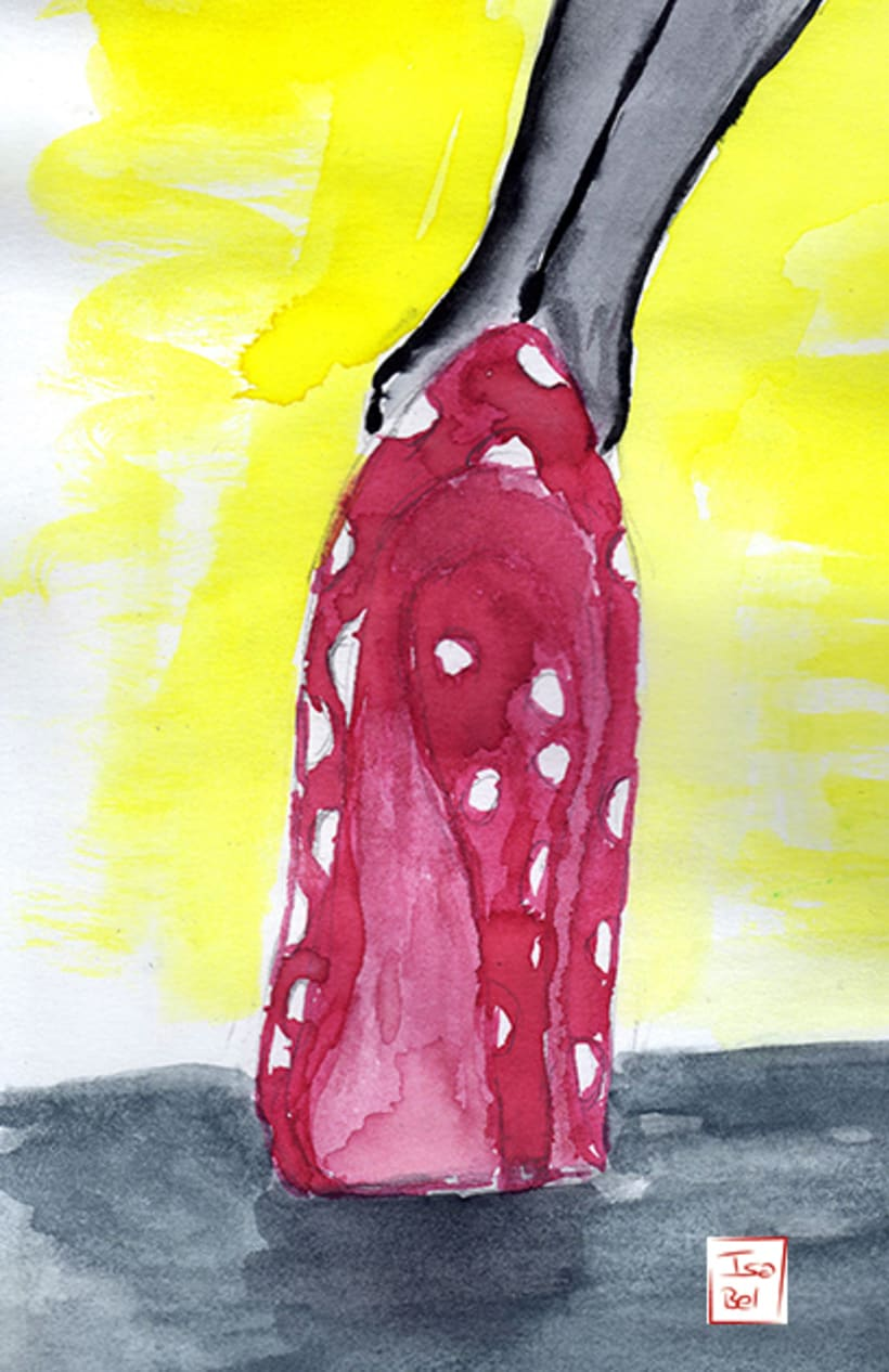 Ilustraciones de Isa Bel 4