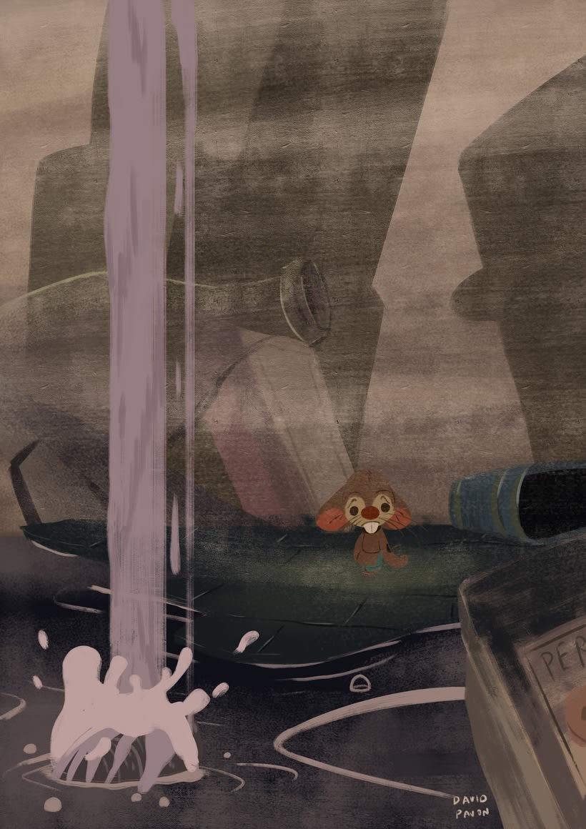 Fievel y el nuevo mundo -1