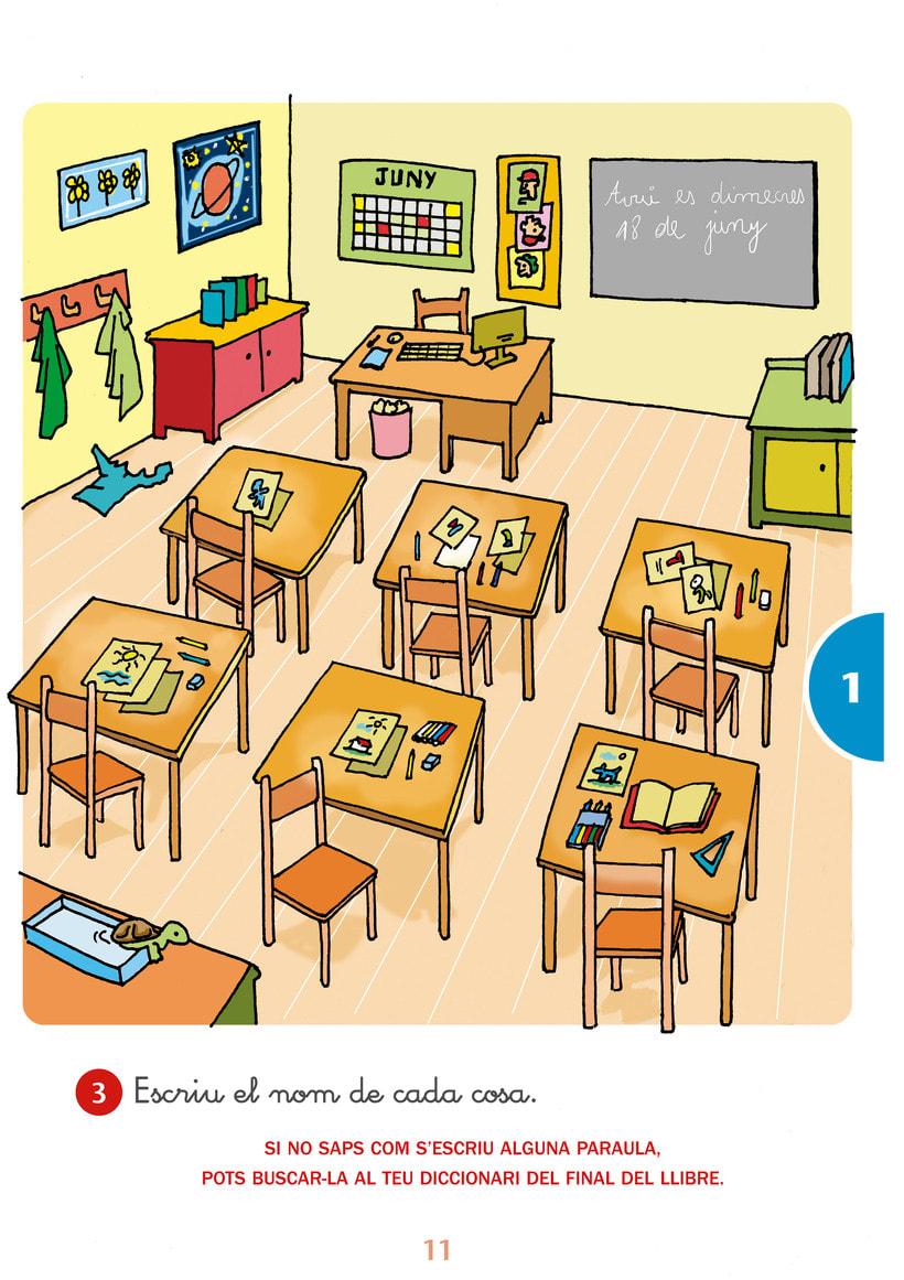Ilustraciones para libros de texto 0