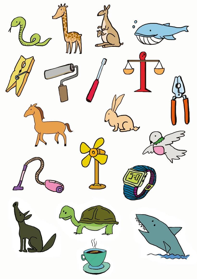 Ilustraciones para libros de texto 1