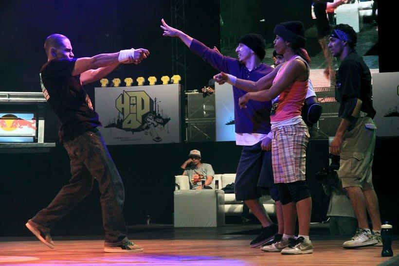 Campeones locales y nacionales de Hip4 2010 6