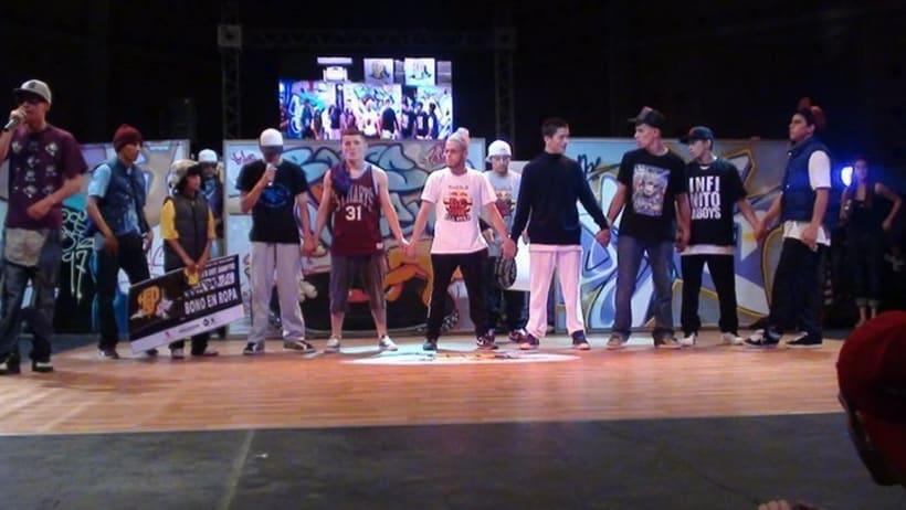 Campeones locales y nacionales de Hip4 2010 8