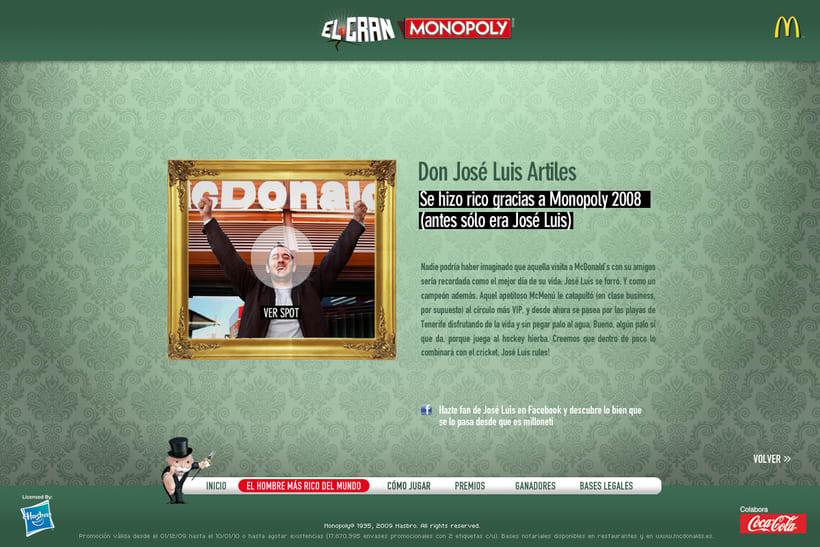 McDonald's. Monopoly. 0