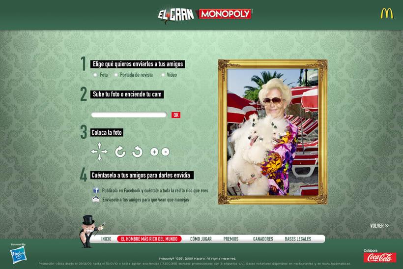 McDonald's. Monopoly. 1