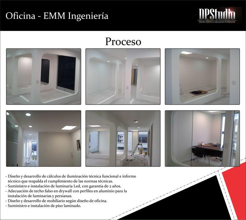 Oficina EMM  Ingeniería 3