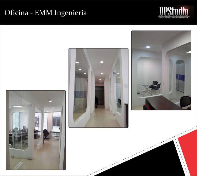 Oficina EMM  Ingeniería 4