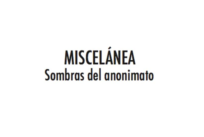 Miscelánea 0