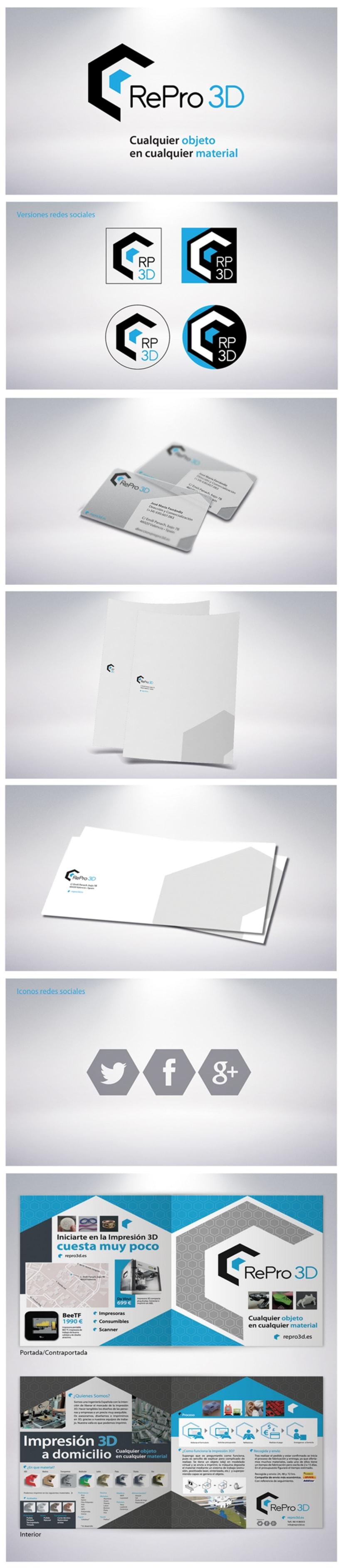 Imagen Corporativa Repro 3D 0
