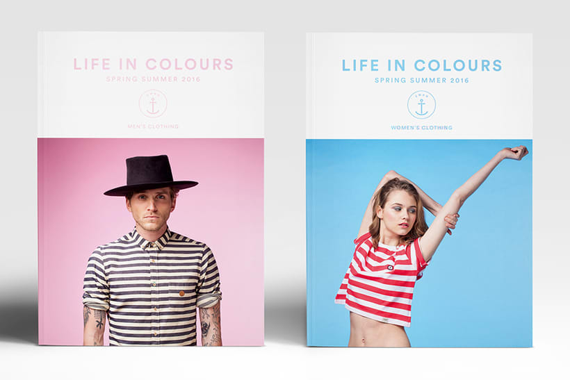 Catálogo Ewan —  SS'16 Life in Colours 1