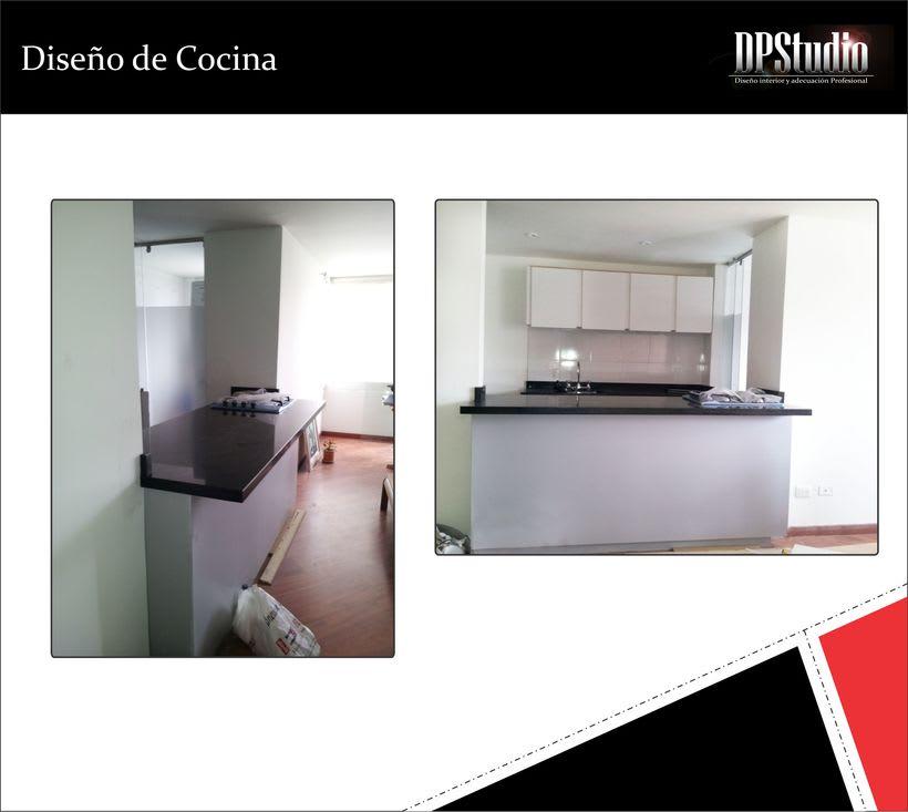 Diseño Cocina 1