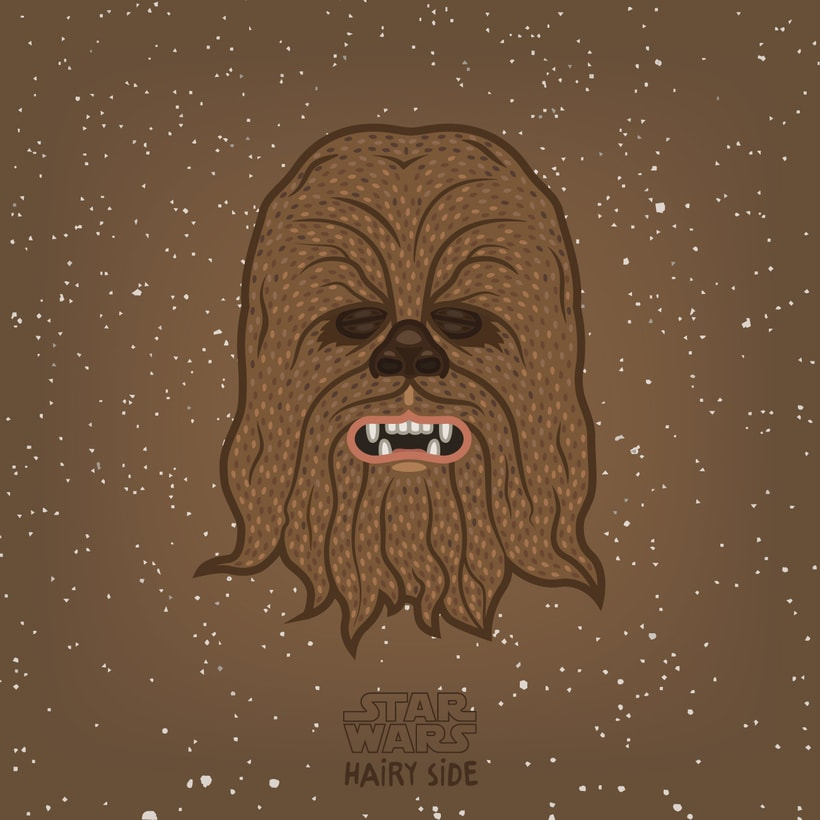 STAR WARS - ICONS & LETTERING 5