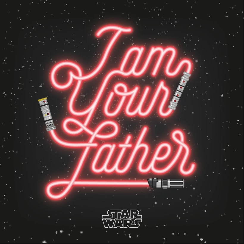 STAR WARS - ICONS & LETTERING 1
