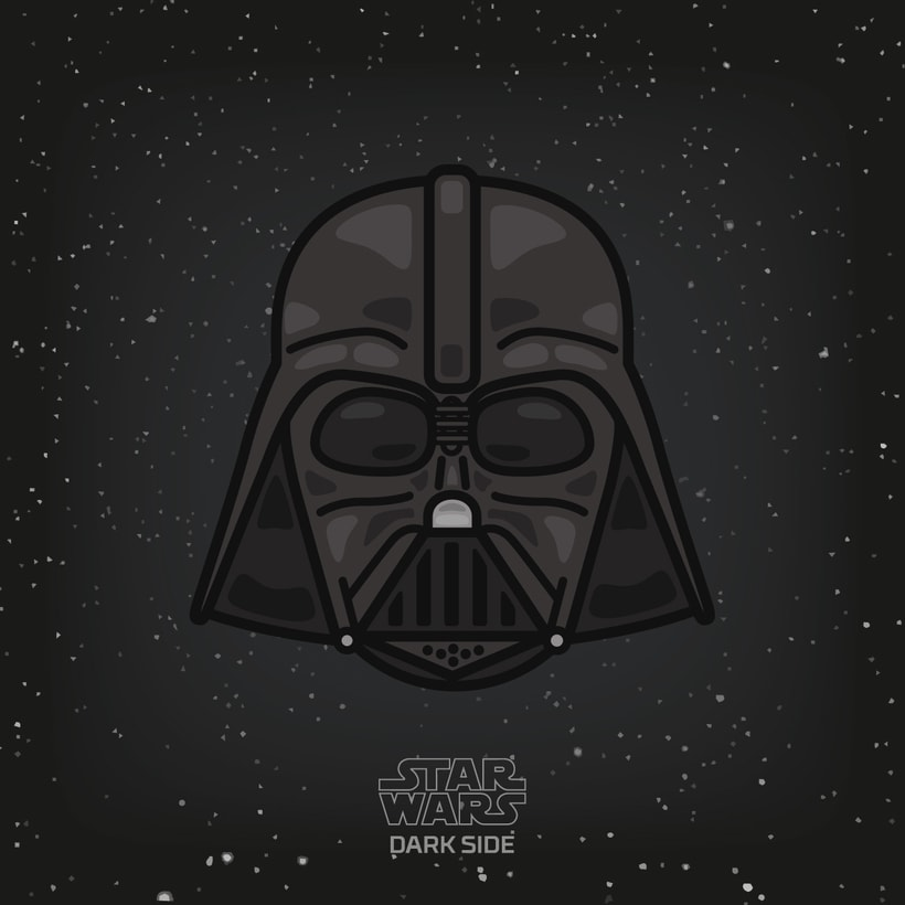 STAR WARS - ICONS & LETTERING 0