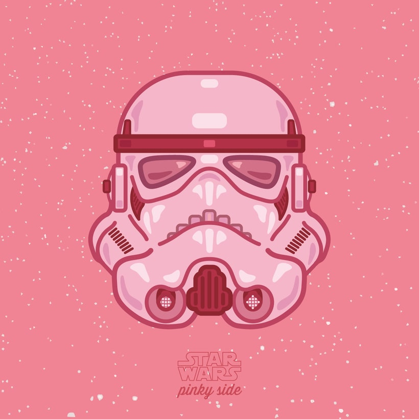 STAR WARS - ICONS & LETTERING 7