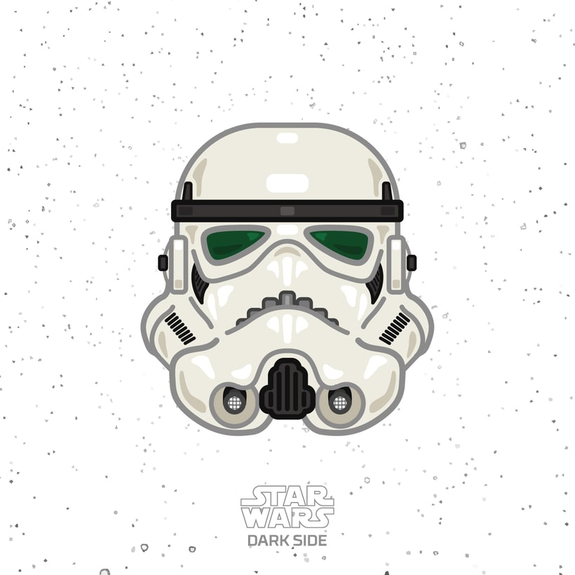STAR WARS - ICONS & LETTERING 4
