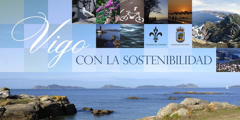 Vigo con la sostenibilidad. Diseño y fotografías 0