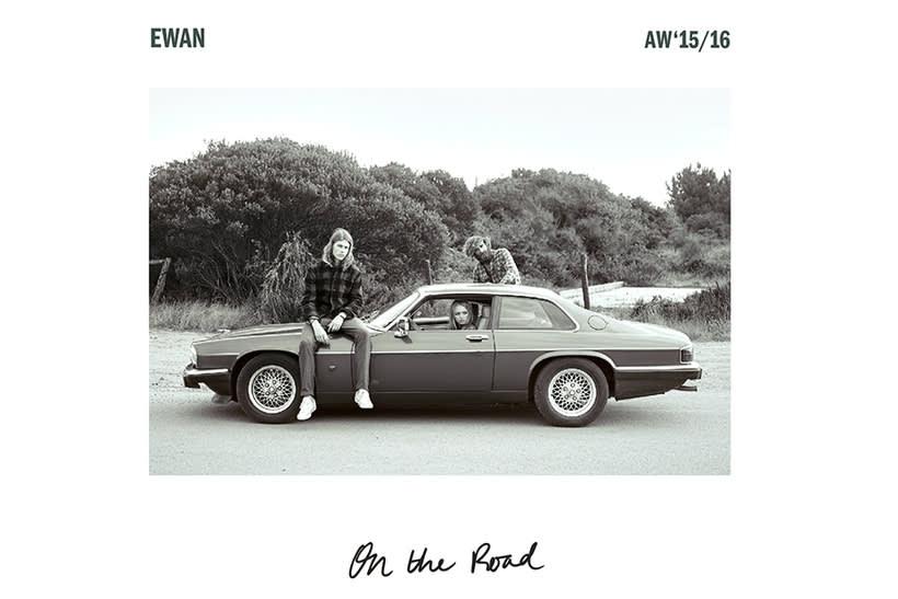 Lookbook — Ewan AW 15'16 1