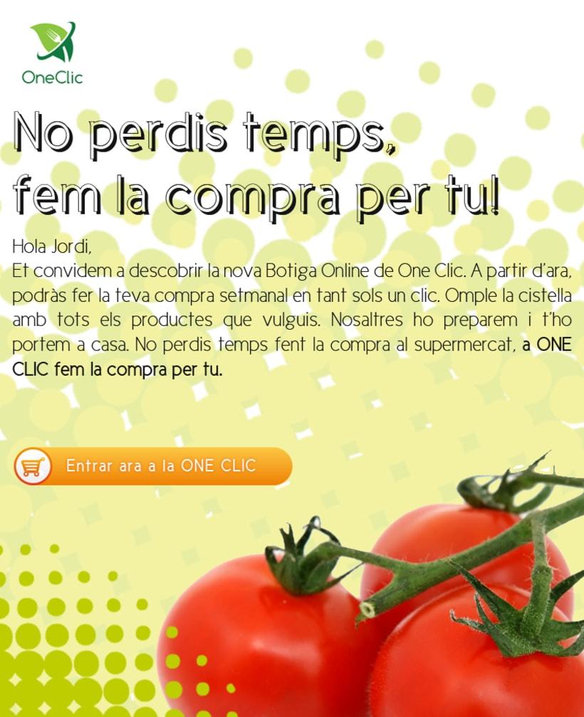 One Clic, tu supermercado online 1