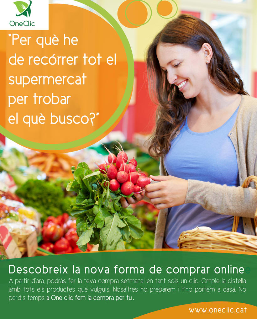 One Clic, tu supermercado online 2