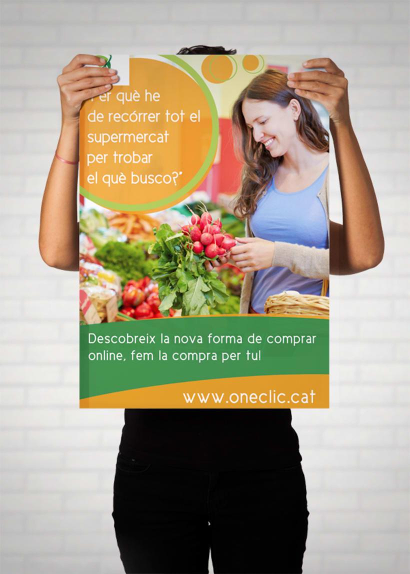 One Clic, tu supermercado online 3