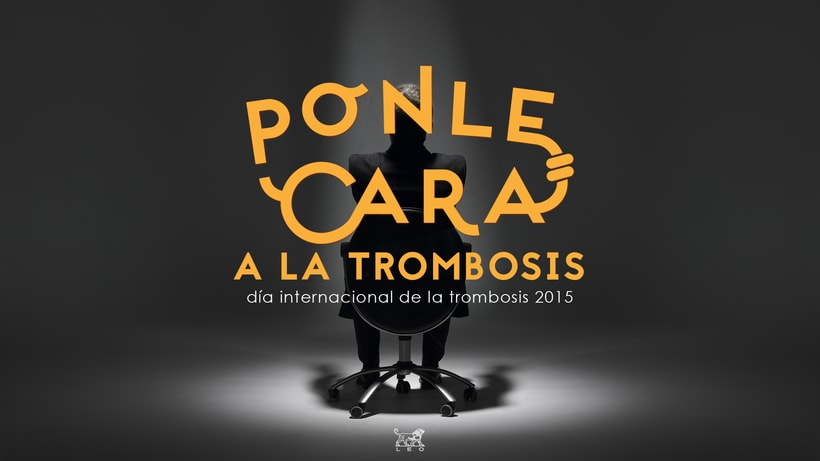 PONLE CARA A LA TROMBOSIS 1
