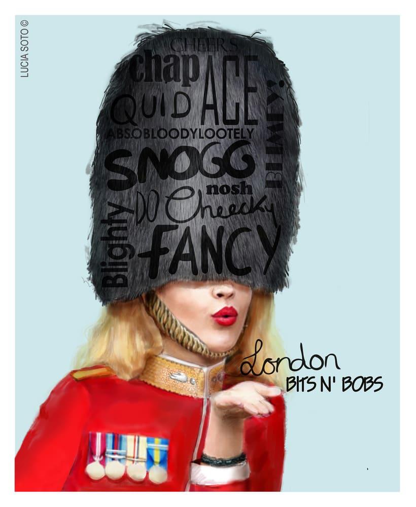 London Bits N' Bobs -1