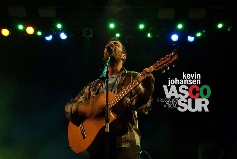 Kevin Johansen 2