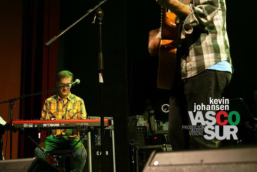 Kevin Johansen 4